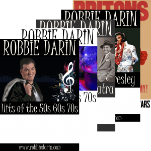 Robbie's Show Posters