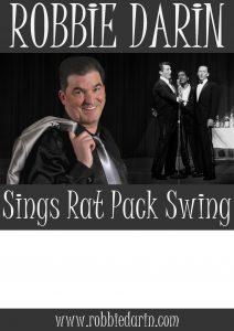 Sings Rat Pack Swing