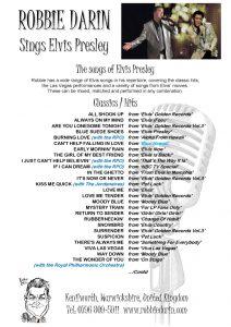 Elvis Presley Songs